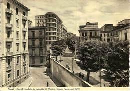 (C).Napoli.Via A. Scarlatti.Vomero.F.to Grande.Nuova (c10) - Napoli (Naples)