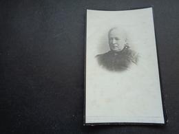 Doodsprentje ( 1304 )  Van Hoof  -  Ossendrecht ( Holland  Nederland )  Bornhem  Bornem  1924 - Todesanzeige