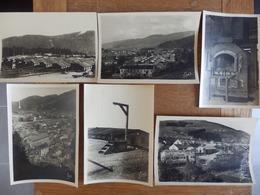 Lot De 6 Cartes Des Camps De Concentration De SCHIRMECK Et STRUTHOF - Schirmeck
