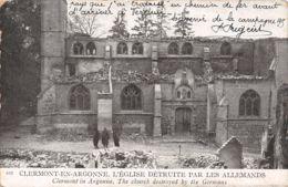 55-CLERMONT EN ARGONNE-N°T1164-A/0355 - Clermont En Argonne