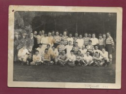 120420A - PHOTO Sport RUGBY - équipe 1928 - Deportes