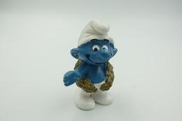 Smurfs Nr 20058#1 - *** - Stroumph - Smurf - Schleich - Peyo - Winner - Sport - Smurfs