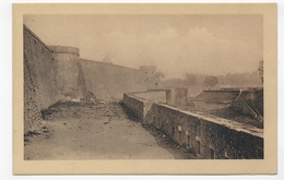 (RECTO / VERSO) METZ ANCIEN - PORTE DES ALLEMANDS - CPA NON VOYAGEE - Metz