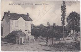 71. VENDENESSE-LES-CHAROLLES. Bureau Des Postes - France