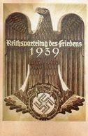 DC628 - WW2 Propaganda Adolf Hitler Nazi Germany Reichsparteitag REPRO - War 1939-45