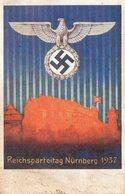 DC629 - WW2 Propaganda Adolf Hitler Nazi Germany Reichsparteitag REPRO - War 1939-45