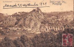 42-LE PERTUISET-N°T1166-F/0203 - France