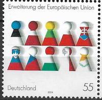 2004 Allem Fed. Deutschland  Germany Mi. 2400** MNH   Erweiterung Der Europäischen Union - [7] République Fédérale