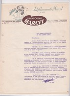 90-A.Dot..Ets Marcel ..Shampoing Marcel....Belfort..(Territoire De Belfort). - France