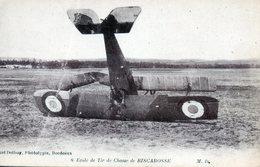 Ecole De Tir De La Chasse à BISCAROSSE  Un Aterrissage Difficile - Regimientos