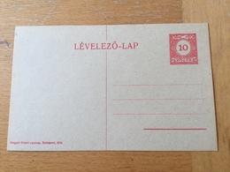 KS1 Ungarn Ganzsache Stationery Entier Postal P 75b 1919 - Entiers Postaux