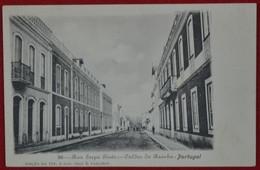 Postcard Of The  Caldas Da Rainha  /  Rua Serpa Pinto  ( Lote Nº 751 ) - Leiria