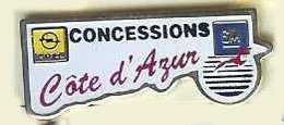 @@ Concessions Opel Général Motors Cote D'Azur  @@aut91b - Opel