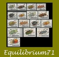 350/365** Coléoptères / Kevers / Käfer / Beetles - BURUNDI - Burundi