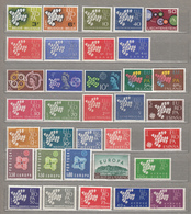 EUROPA 1961 Year Stamps Collection MNH (**) #18929 - Collections (without Album)