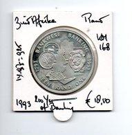 ZUID AFRIKA RAND 1993 ZILVER 200 YEAR OF BANKING - Afrique Du Sud