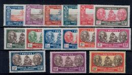 Nueva Caledonia Nº 149/161. Años 1928-38 - Unused Stamps