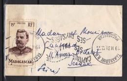 Madagascar 316 - Lettres & Documents