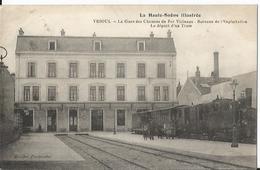 CPA - Vesoul Gare Des Chemins De Fer Vicinaux - Tramway - Vesoul