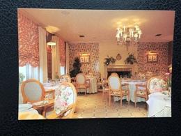 CPM Intérieur Du Restaurant LE PRESIDENT 6, Rue Dachery Neuve - Saint Quentin
