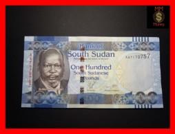 SOUTH SUDAN 100  £  2011  P. 10  UNC - South Sudan