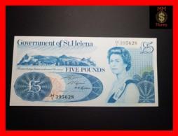 ST. HELENA 5 Pounds  1981 P. 7 B  UNC - Isla Santa Helena