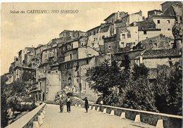 Saluti Da CASTELVECCHIO SUBEQUO - Other Cities