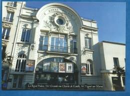 CPM Nogent Sur Marne 94  Le Royal Palace Cinéma - 2014 Série Cinéma D' Hier Et D' Aujurd' Hui - Nogent Sur Marne