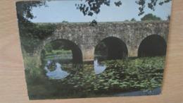 CSM -  12. LES LUCS SUR BOULOGNE - Le Pont Sur La Boulogne Et La Rivière - Les Lucs Sur Boulogne