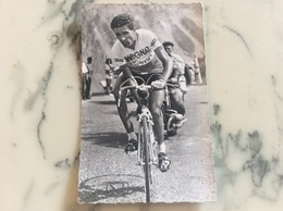 Frédérico Bahamontès. - Cyclisme