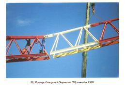MUTH - 1989 - TIRAGE UNIQUE 500 EX - N°59 - Guyancourt