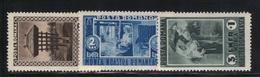 Roumanie 1934 Yvert 468/70 Neufs** MNH (AB94) - Nuovi