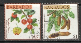 Barbados, 2011, Yv 1225 + 28 Gestempeld - Barbados (1966-...)