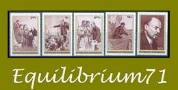 432/436** Centenaire De Lenine / Honderdjarig Bestaan van Lenin / Lenins Hundertjähriges Bestehen - BURUNDI - Burundi