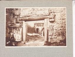 IZNIK Nicée Porte De Stamboul  1925 Photo Amateur Format Environ 7,5 Cm X 5 Cm Sur Support - Lieux