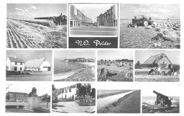 Nederland Holland Pays Bas Emmeloord 1959 NO Polder - Emmeloord