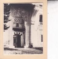 BURSA BROUSSE Mosquée Verte 1925 Photo Amateur Format Environ 7,5 Cm X 5 Cm Sur Support TURQUIE - Lieux