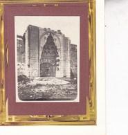 STAMBUL CONSTANTINOPLE  1925 Photo Amateur Format Environ 7,5 Cm X 5 Cm Sur Support TURQUIE - Lieux