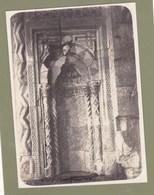 STAMBUL CONSTANTINOPLE  1925 Photo Amateur Format Environ 4,5 Cm X 3 Cm Sur Support TURQUIE - Lieux