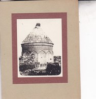 STAMBUL CONSTANTINOPLE  1925 Photo Amateur Format Environ 5,5 Cm X 3 Cm Sur Support TURQUIE - Lieux