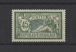 FRANCE. YT  N° 143  Neuf **  1907 - 1900-27 Merson