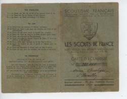 ° Scoutisme Français ° Les Guides De France ° Association Féminine Catholique ° Fédération Agréée Par Secrétariat ..... - Documents Historiques