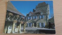 CSM -  DOMME - La Halle Et La Maison Des Gouverneurs - France