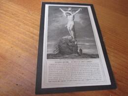 Dp, 1788 - 1886, Tournai/Bury, Visart De Bury Et De Bocarme - Images Religieuses