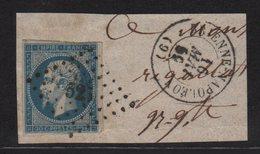 Brienne Napoleon - Aube - Pc 525 - Marcofilia (Sellos Separados)