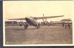 KNOCKE-ZOUTE - L'Aerodrome - Luchthaven - Knokke