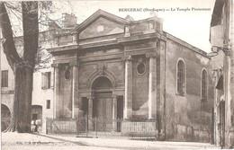 BERGERAC - Le Temple Protestant - Place Cayla - Bergerac