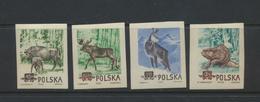 Pologne 1954 Série 785/8 MNH XX ND - 1944-.... République