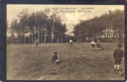 5 MONT-de-L'ENCLUS - Plaine Sportive - Sporting Plein - Kluisbergen