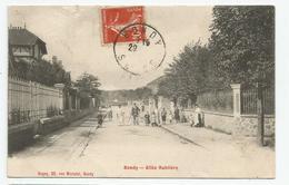 BONDY Allée Ruhliére - Bondy